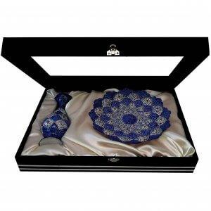 باکس گلدان25 و بشقاب 30 سانتی مینا، فروشگاه آنلاین نیلگون