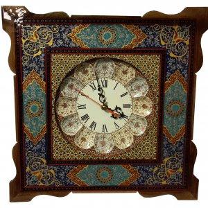 ساعت خاتم کاری ،فروشگاه صنایع دستی نیلگون