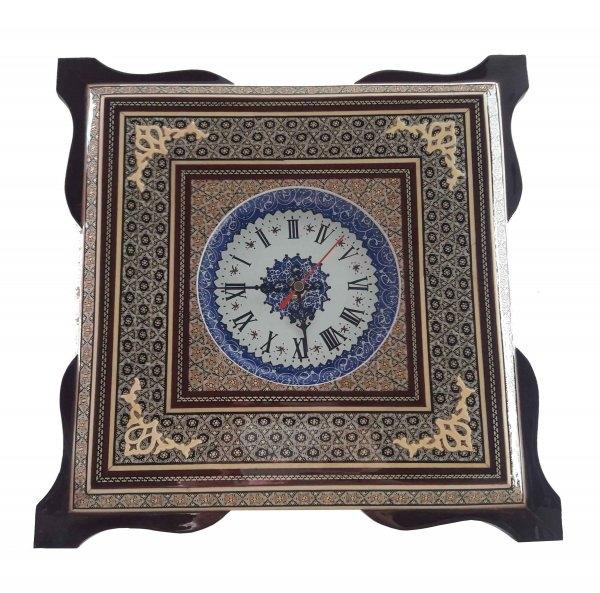 ساعت خاتم کاری و مینا کاری ،فروشگاه صنایع دستی نیلگون