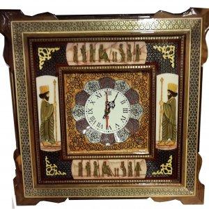 ساعت خاتم کاری ،فروشگاه صنایع دسنی نیلگون
