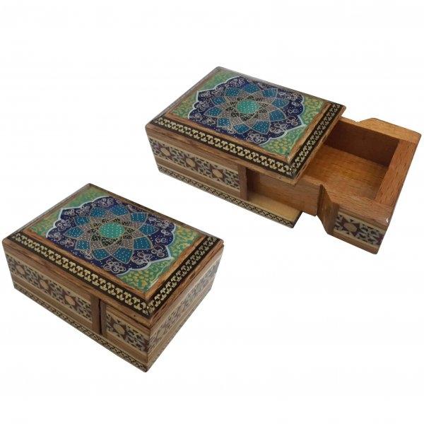 جعبه خاتم کبریتی ،فروشگاه صنایع دستی نیلگون