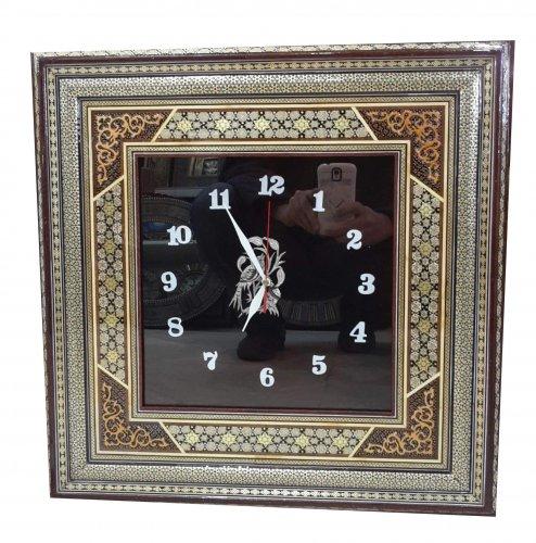 ساعت خاتم کاری و میناکاری ،فروشگاه صنایع دستی نیلکون