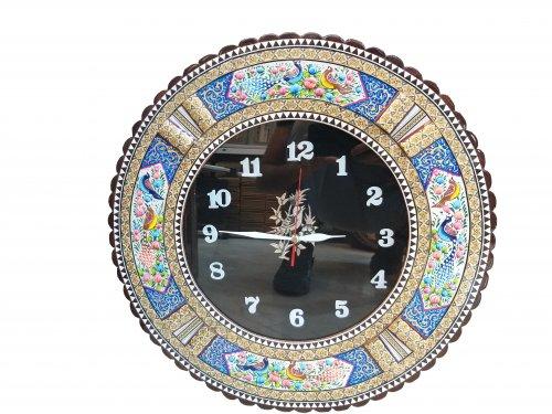 ساعت خاتم و مینیاتور